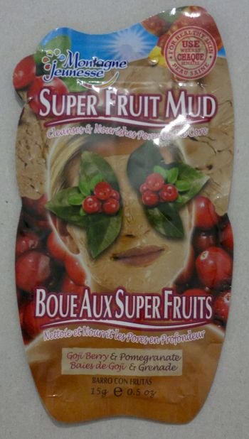 Montagne Jeunesse Super Fruit Mud