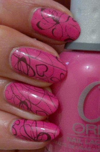 Orly Basket Case Pueen 77