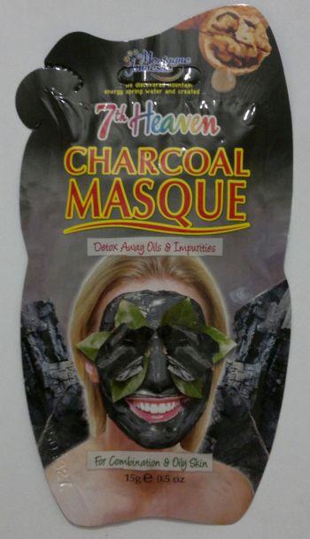 montagne jeunesse charcoal mask