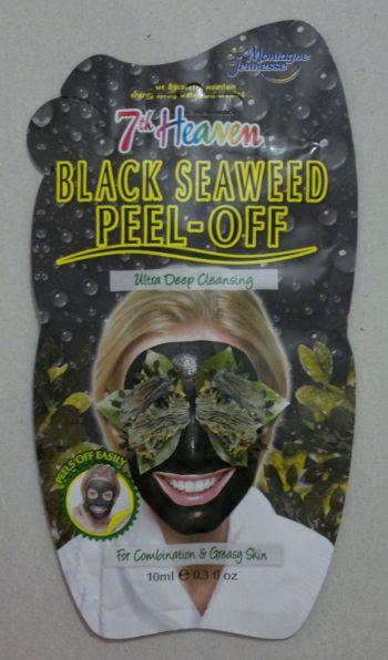 Montagne Jeunesse Black Seaweed Peel Off