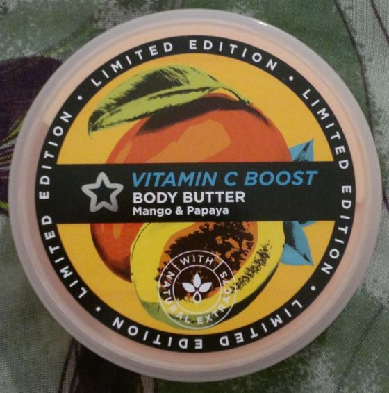 superdrug-mango-papaya-body-butter