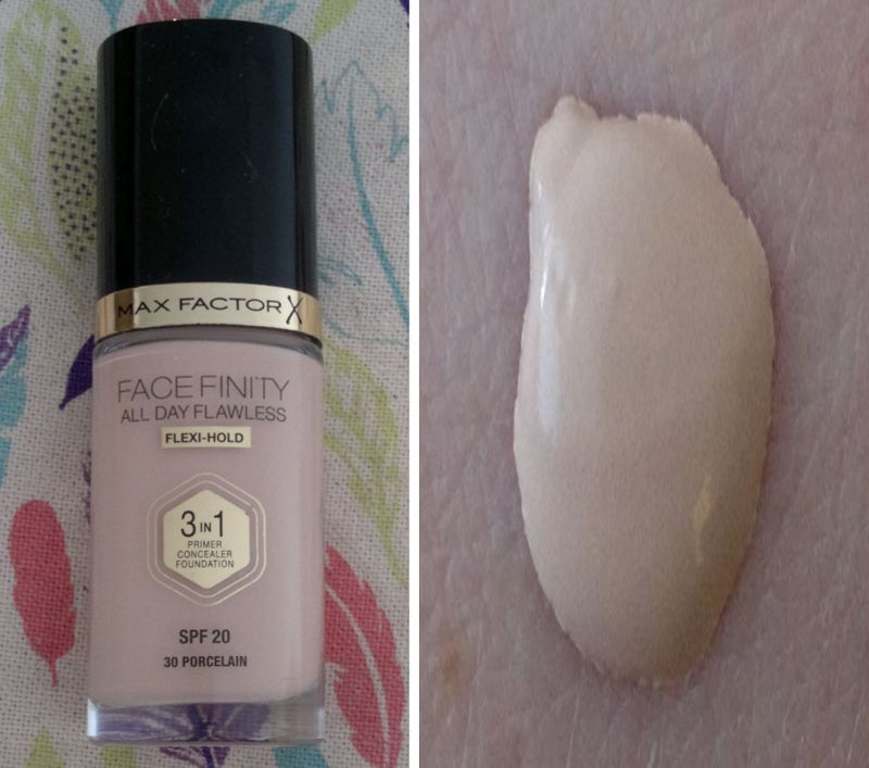 Max Factor Face Finity All Day Flawless Flexi-Hold 3 In 1 ...